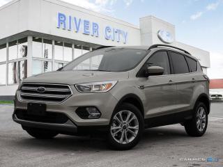 New 2018 Ford Escape SE for sale in Winnipeg, MB
