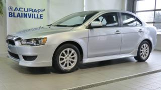 Used 2012 Mitsubishi Lancer SE ** AUTOMATIQUE ** for sale in Blainville, QC