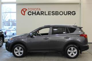 Used 2014 Toyota RAV4 XLE groupe B for sale in Québec, QC
