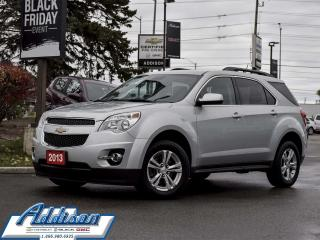 Used 2013 Chevrolet Equinox 1LT FWD 1SB - Bluetooth for sale in Mississauga, ON