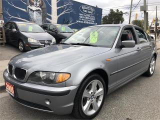 Used 2005 BMW 3 Series 325xi Executive Edition for sale in Toronto, ON
