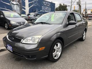 Used 2007 Ford Focus SES for sale in Toronto, ON