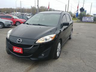 Used 2012 Mazda MAZDA5 GT for sale in Barrie, ON