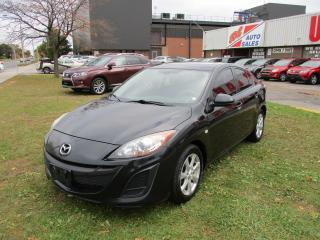 Used 2010 Mazda MAZDA3 GX~ALLOY WHEELS~BLUETOOTH~MANUAL~CERTIFIED for sale in Toronto, ON