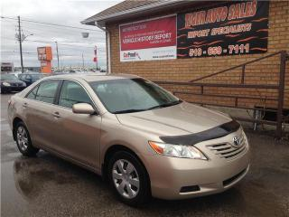 Used 2009 Toyota Camry LE****4 CYLINDER***ONLY 125 KMS****** for sale in London, ON