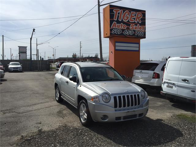 2008 Jeep Compass Sport**ONLY 128KMS*4X4*AUTO*AS IS SPECIAL