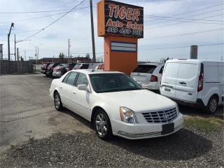 Used 2006 Cadillac DTS **LEATHER***GREAT CONDITION**BEST OFFER for sale in London, ON