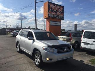 Used 2010 Toyota Highlander SE*ONLY 74 MI**7 PASSENGER***FULLY LOADED for sale in London, ON