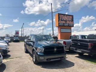 Used 2011 RAM 1500 OUTDOORSMAN***5.7L HEMI***ONLY 97,000 KMS*** for sale in London, ON
