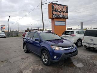 Used 2015 Toyota RAV4 XLE*SUNROOF**ONLY 52KMS**BACK UP CAM*NAVI for sale in London, ON