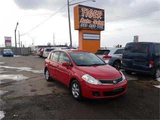 Used 2007 Nissan Versa 1.8 SL***ONLY 97 KMS**AUTO**ALLOYS***CERTIFIED for sale in London, ON