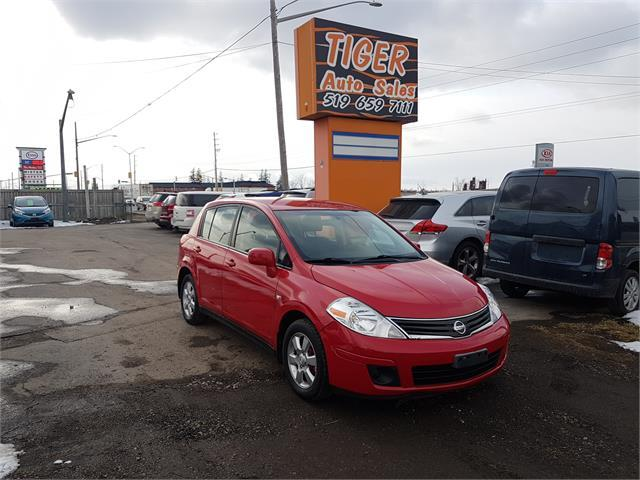 2007 Nissan Versa 1.8 SL***ONLY 97 KMS**AUTO**ALLOYS***CERTIFIED