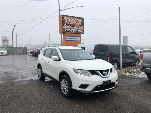 2015 Nissan Rogue S**AWD***BACK-UP CAMERA***CERTIFIED***