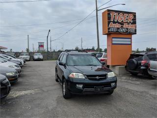 Used 2003 Acura MDX **LEATHER**LOADED**AS IS SPECIAL** for sale in London, ON