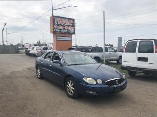 Used 2005 Buick Allure CX**AUTO**ONLY 142KMS**AS IS SPECIAL** for sale in London, ON