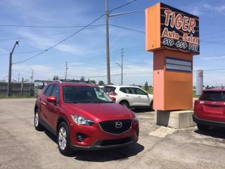 Used 2014 Mazda CX-5 GS**NAVIGATION**PUSH START**ONLY 89 KMS*** for sale in London, ON