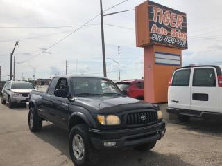 Used 2002 Toyota Tacoma XTRACAB STEPSIDE**4X4*AUTOMATIC*NEWER ENGINE for sale in London, ON