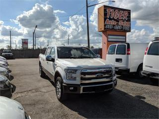 Used 2016 Ford F-150 **SUPER CREW**4X4**ONLY 52 KMS**LOADED for sale in London, ON
