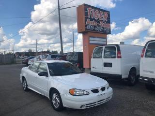 Used 2005 Pontiac Grand Am **ONLY 140 KMS**AS IS SPECIAL for sale in London, ON