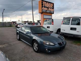 Used 2007 Pontiac Grand Prix *VERY CLEAN**NEW TIRES**RUNS GREAT** for sale in London, ON