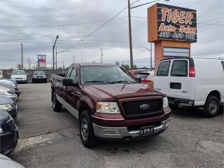 Used 2004 Ford F-150 XL**4X4**LONG BOX 8FT**NEW TIRES**AS IS SPECIAL for sale in London, ON