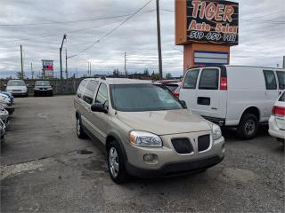 Used 2007 Pontiac Montana ***7 PASSENGER***AS IS SPECIAL for sale in London, ON