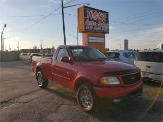 Used 2002 Ford F-150 XLT**4X4**NEW TIRES**4.6L V8**ONLY 189KM**AS IS for sale in London, ON