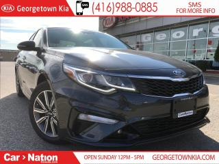 Used 2019 Kia Optima EX | $189 BI-WEEKLY | LEATHER | for sale in Georgetown, ON