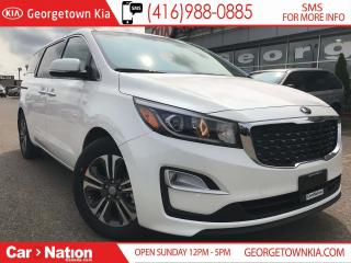 Used 2019 Kia Sedona SX+ | $249 BI-WEEKLY | LEATHER | for sale in Georgetown, ON