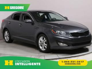 Used 2013 Kia Optima EX+ CUIR TOIT MAGS for sale in St-Léonard, QC
