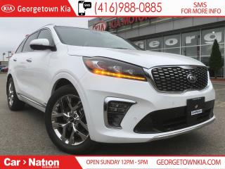Used 2019 Kia Sorento SXL | $294 BI-WEEKLY | TOP OF THE LINE | for sale in Georgetown, ON