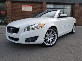 Used 2011 Volvo C70 C70 T5 POWER HARDTOP CONVERTIBLE 96K ONLY!!! for sale in North York, ON