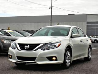 Used 2017 Nissan Altima S *CAMÉRA DE RECUL* for sale in Brossard, QC