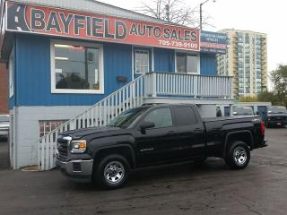 Used 2014 GMC Sierra 1500 Double Cab 4x4 **5.3L V8/Power Group/Cruise** for sale in Barrie, ON