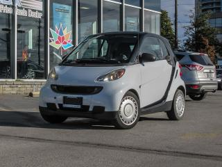 Used 2008 Smart fortwo LOW KM/AUTO for sale in Scarborough, ON