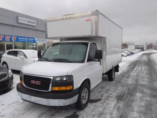 Used 2018 GMC Savana Cube 12 Pieds Deck for sale in Blainville, QC