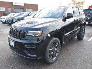 New 2019 Jeep Grand Cherokee Limited X|4X4|NAV|SPORT HOOD|SUNROOF for sale in Concord, ON