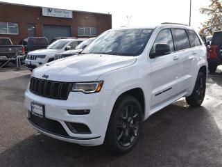 New 2019 Jeep Grand Cherokee Limited X|4X4|NAV|SPORT HOOD|8.4 TOUCHSCREEN for sale in Concord, ON