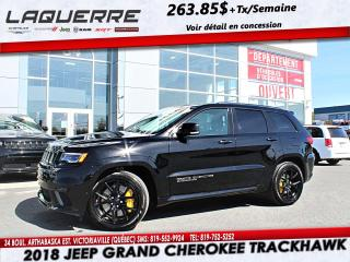Used 2018 Jeep Grand Cherokee for sale in Victoriaville, QC