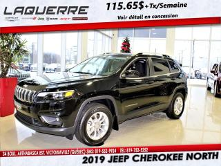 Used 2019 Jeep Cherokee North Awd V6 for sale in Victoriaville, QC