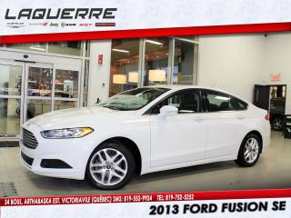 Used 2013 Ford Fusion SE for sale in Victoriaville, QC
