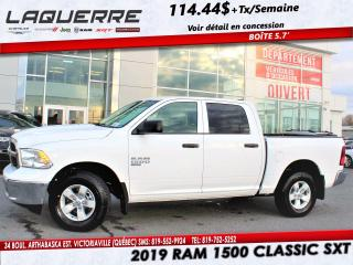 Used 2019 RAM 1500 Sxt Awd V6 Classic for sale in Victoriaville, QC