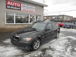 Used 2008 BMW 328 X-DRIVE / FAMILIALE for sale in St-Hubert, QC