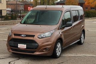Used 2014 Ford Transit Connect XLT 7 Passenger | Back-Up Camera for sale in Waterloo, ON