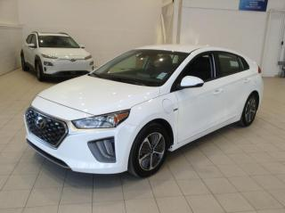 Used 2020 Hyundai IONIQ Electric PHEV  PREFERRE + 3 ans entretiens inclus for sale in Longueuil, QC