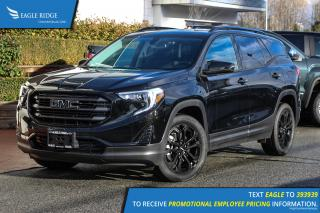 New 2019 GMC Terrain SLE Navigation, Heated Seats, Backup Camera for sale in Coquitlam, BC