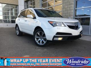 Used 2011 Acura MDX 3.7L V6, Navigation, Elite Package for sale in Calgary, AB