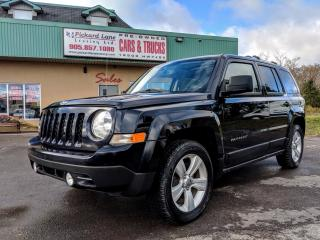 Used 2011 Jeep Patriot Limited LEATHER!! SUNROOF!! POWER HEATED SEATS!! AS IS for sale in Bolton, ON