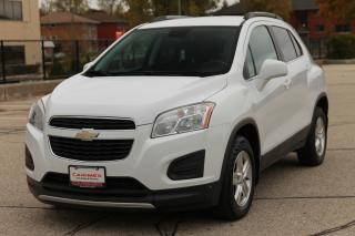 Used 2013 Chevrolet Trax 1LT AWD | Bluetooth | ONLY 71K | CERTIFIED for sale in Waterloo, ON