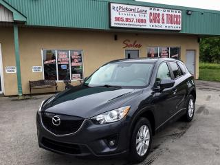 Used 2015 Mazda CX-5 GS HEATED POWER SEATS!! BLUETOOTH AND MORE!!!!! for sale in Bolton, ON